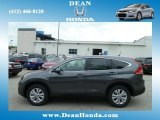 2012 Polished Metal Metallic Honda CR-V EX 4WD #67745547