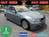2006 Silver Grey Metallic BMW 3 Series 325i Sedan #67745543
