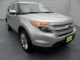 2013 Ingot Silver Metallic Ford Explorer Limited #67745000