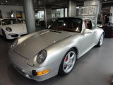 1997 Porsche 911 Turbo Data, Info and Specs