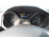 2012 Ford Focus Titanium 5-Door Gauges