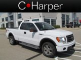 2010 Oxford White Ford F150 FX4 SuperCab 4x4 #67744409