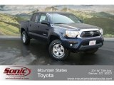 2012 Nautical Blue Metallic Toyota Tacoma V6 TRD Double Cab 4x4 #67744383