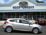 2012 Ingot Silver Metallic Ford Focus SEL 5-Door #67744950