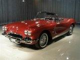 Chevrolet Corvette 1962 Data, Info and Specs