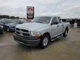 2011 Bright Silver Metallic Dodge Ram 1500 ST Quad Cab #67744913