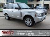 2006 Zambezi Silver Metallic Land Rover Range Rover HSE #67745483