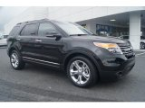 2013 Tuxedo Black Metallic Ford Explorer Limited #67744871