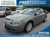 2008 Moss Green Metallic Lincoln MKZ Sedan #67745466