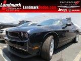 2011 Black Dodge Challenger SE #67744864