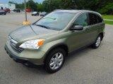 2008 Green Tea Metallic Honda CR-V EX 4WD #67745449