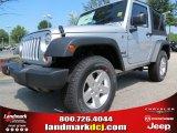 2012 Bright Silver Metallic Jeep Wrangler Sport S 4x4 #67744820