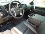 2013 Chevrolet Silverado 1500 LT Crew Cab 4x4 Ebony Interior