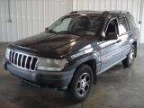 2002 Black Jeep Grand Cherokee Laredo 4x4 #67845936