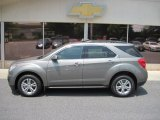 2012 Graystone Metallic Chevrolet Equinox LT AWD #67845628