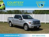 2010 Ingot Silver Metallic Ford F150 Platinum SuperCrew #67845607