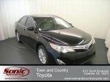 2012 Attitude Black Metallic Toyota Camry Hybrid XLE #67845581