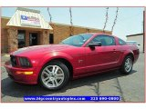 2006 Redfire Metallic Ford Mustang GT Premium Coupe #67845896
