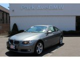 2009 Space Grey Metallic BMW 3 Series 328xi Coupe #67845265