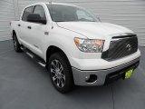 2012 Super White Toyota Tundra Texas Edition CrewMax #67845488