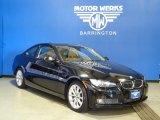 2009 Black Sapphire Metallic BMW 3 Series 335xi Coupe #67845203