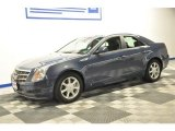 2009 Blue Diamond Tri-Coat Cadillac CTS Sedan #67845807