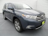 2012 Shoreline Blue Pearl Toyota Highlander Limited #67845476
