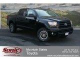 2012 Black Toyota Tundra TRD Rock Warrior CrewMax 4x4 #67845175