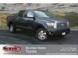 2012 Magnetic Gray Metallic Toyota Tundra Limited CrewMax 4x4 #67845174