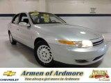 2001 Bright Silver Saturn L Series L300 Sedan #67845466