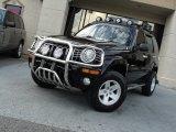 2002 Black Jeep Liberty Limited 4x4 #67845456