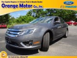 2010 Sterling Grey Metallic Ford Fusion SEL #67845453
