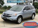 2011 Glacier Blue Metallic Honda CR-V EX-L 4WD #67845721
