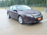 2012 Bordeaux Reserve Metallic Ford Fusion SE #67901580