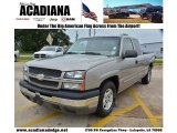 2003 Light Pewter Metallic Chevrolet Silverado 1500 LS Extended Cab #67900929