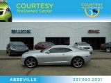 2012 Silver Ice Metallic Chevrolet Camaro SS/RS Coupe #67901526