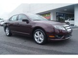 2012 Bordeaux Reserve Metallic Ford Fusion SE V6 #67900908