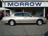 2002 Light Parchment Gold Lincoln Town Car Executive #67900882