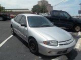 2003 Ultra Silver Metallic Chevrolet Cavalier Sedan #67900818