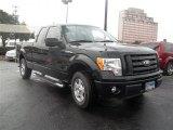 2010 Tuxedo Black Ford F150 STX SuperCab #67900813
