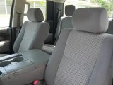 2010 Toyota Tundra Double Cab Graphite Gray Interior