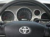 2010 Toyota Tundra Double Cab Gauges