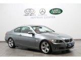 2008 Space Grey Metallic BMW 3 Series 335i Coupe #67901444