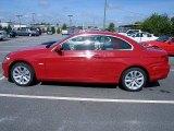 2012 Crimson Red BMW 3 Series 328i Convertible #67901080