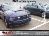 2011 Kona Blue Metallic Ford Mustang GT Premium Coupe #67901076