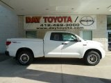 2012 Super White Toyota Tundra TRD Rock Warrior Double Cab 4x4 #67900800