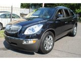 2010 Carbon Black Metallic Buick Enclave CXL AWD #67900785