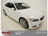 2009 Alpine White BMW 3 Series 335i Coupe #67901042