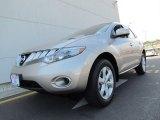 2009 Saharan Stone Metallic Nissan Murano S AWD #67901407
