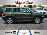 2007 Jeep Green Metallic Jeep Patriot Sport 4x4 #67900770
